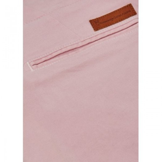 Stretch Chino Shorts Orchid PInk Poche