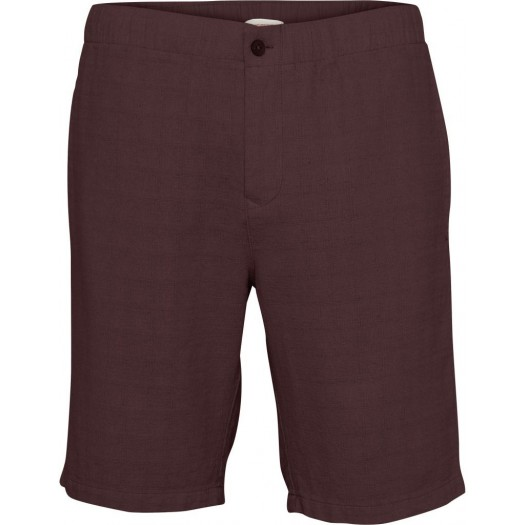 With String Inside Waist Mauve Wine