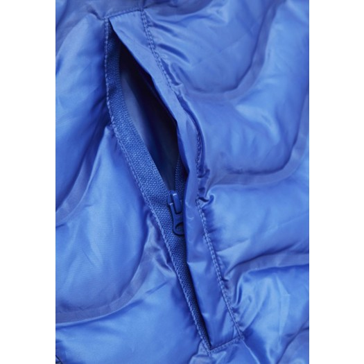 PET Wave Quilted Jacket Turkish See Manche