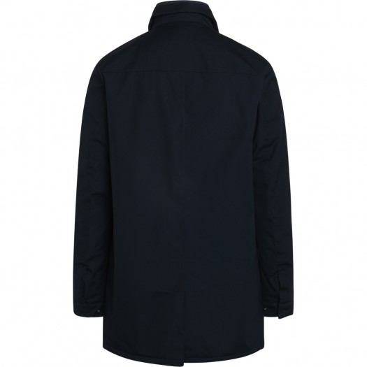Arctic Canvas Jacket With Buttons Total Eclipse dos