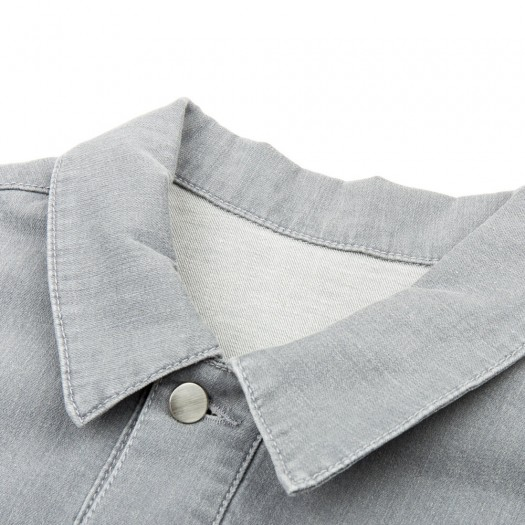 Jeans Jacket 1434 Grey Col