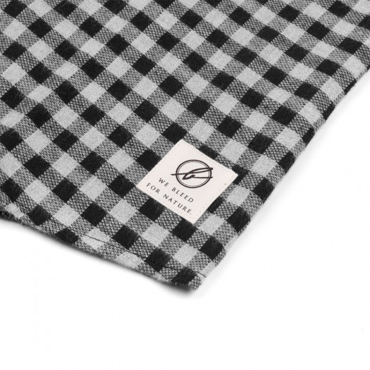 Small Checks Shirt 1925 Black Etiquette