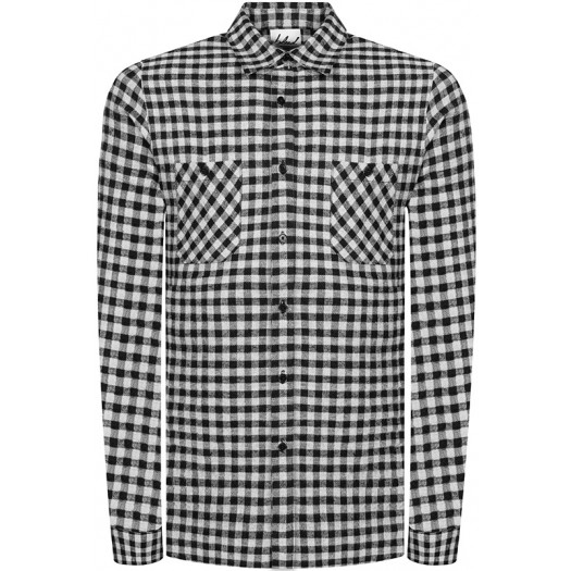 Small Checks Shirt 1925 Black Produit