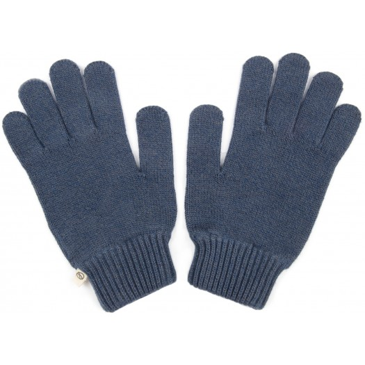 Knitted Eco Gloves 1786 Navy