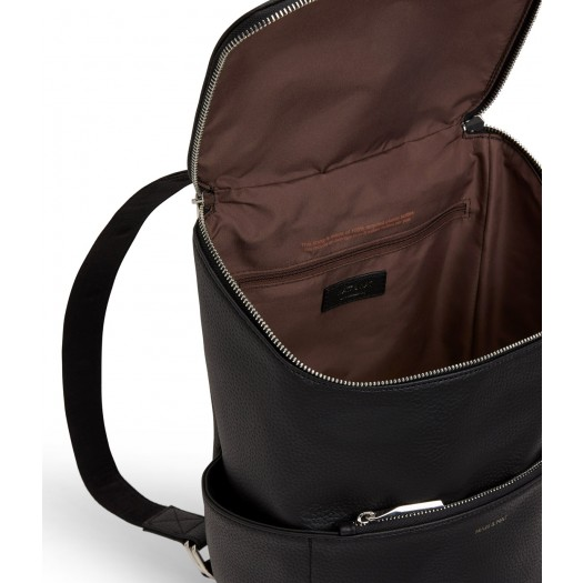 Brave Womens Backpack Black Ouvert