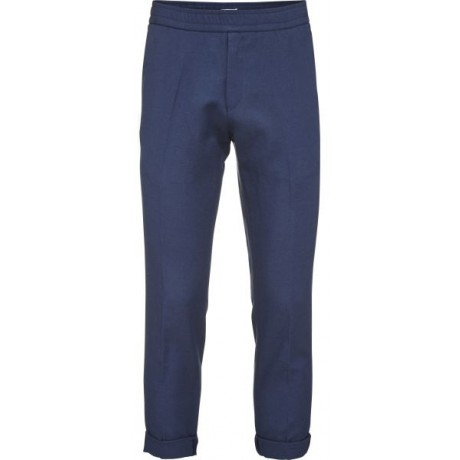 Loose Twill Pants Total Eclipse