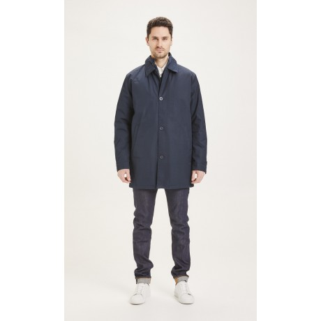 Arctic Canvas Jacket With Buttons Total Eclipse face