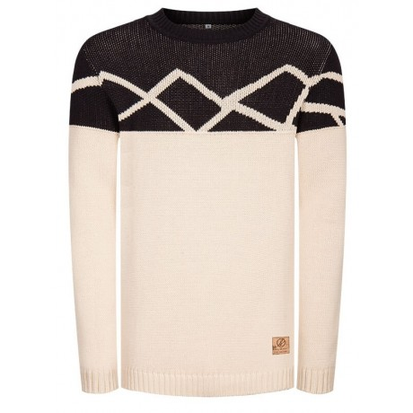 Graphic Mountain Jumper 2121 Black OffWhite
