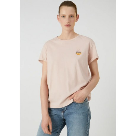 Naalin Girl Scout Pale Mauve