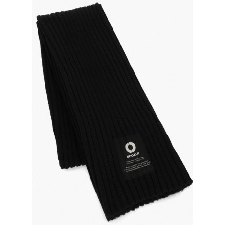 Thick Scarf Black