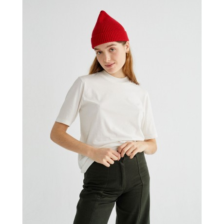 Beanie Red Amor face