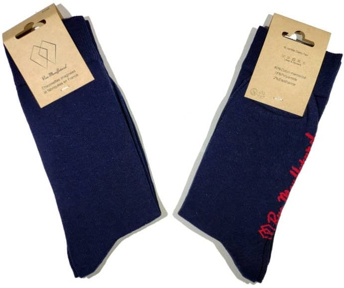 Chaussettes Made In France Rue Mouffetard