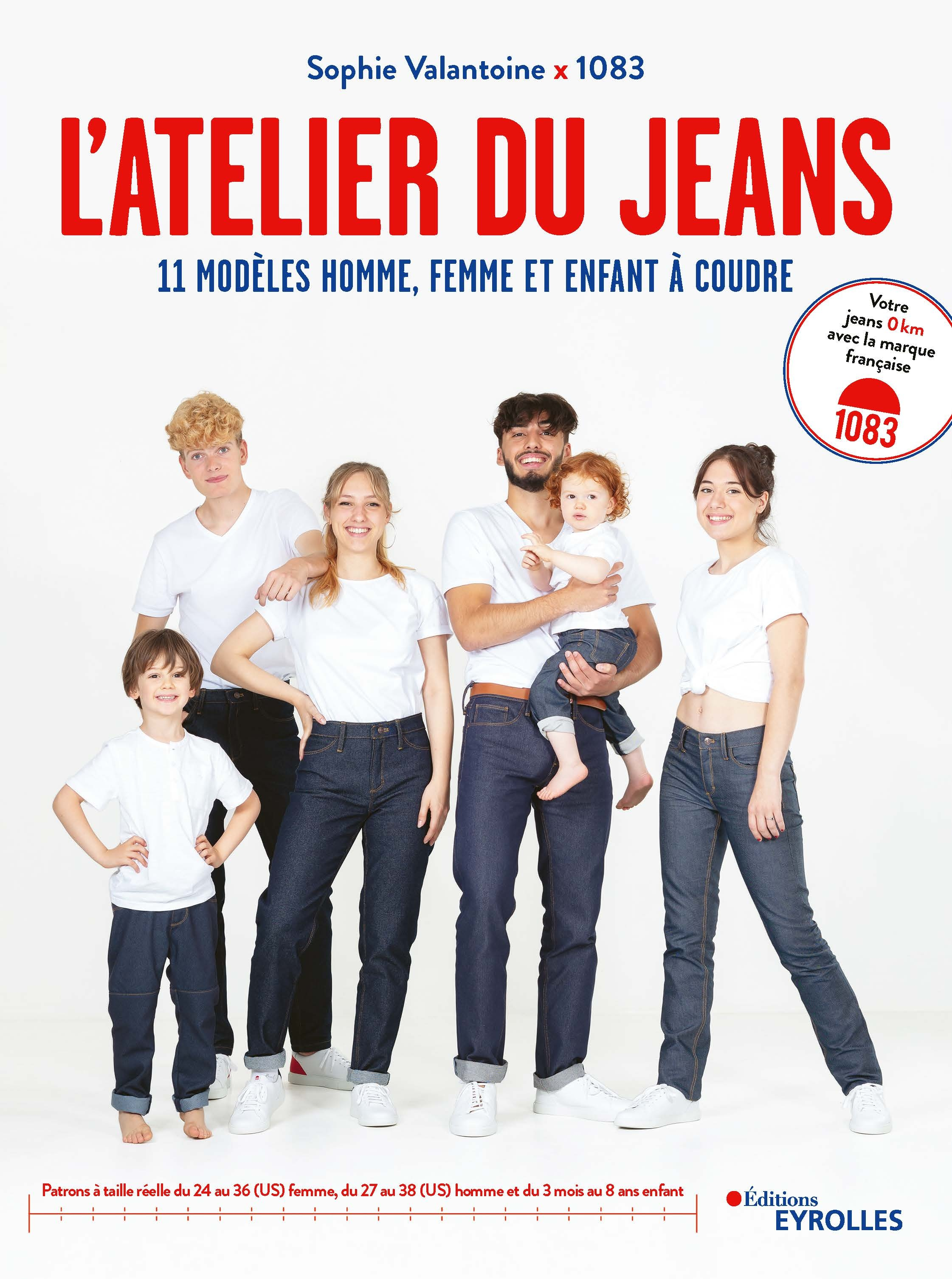 Livre l'atelier du Jeans